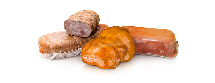 Термозбіжні пакети для запікання м'яса