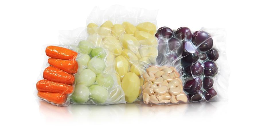 Вакуумне пакування овочів
