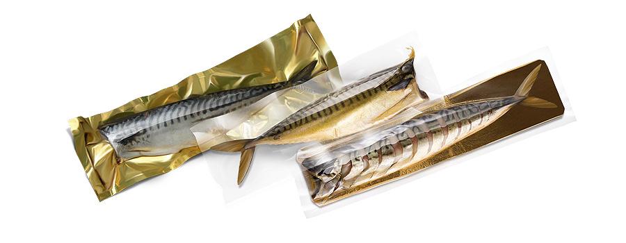 Вакуумные пакеты для упаковки рыбы