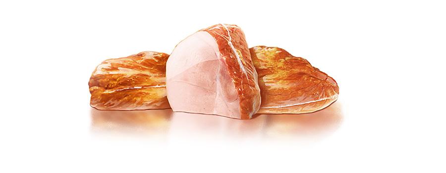 Термозбіжні пакети для пакування м'яса