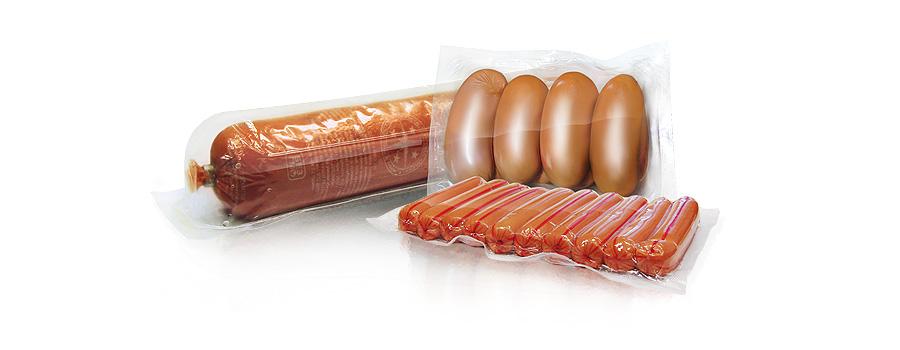 Термоформованна плівка для пакуванн м'яса